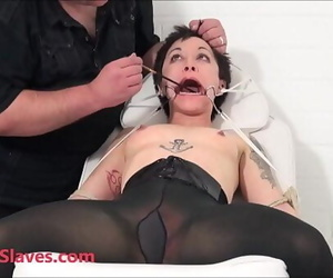 Weird asian Bondage &..