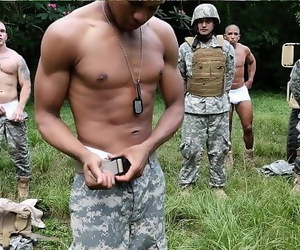Horny soldiers instructing..