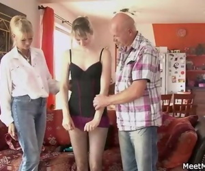 Pervy Parents Tempts their..
