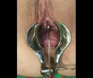 Doll Urethral Spreading and..