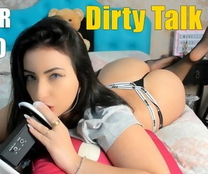 ASMR 3DIO DIRTY Chat Bellow..