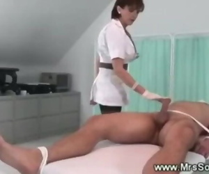 Nurse Domina and her..