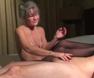 Granny Soles right in your..