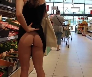 Compilation of Public Nudity..