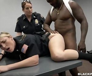 BlackpatrolMilf Cops take..