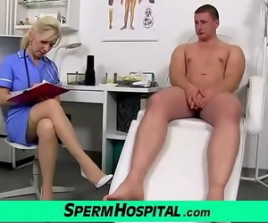 Mature nurse Mummy Maya hot..