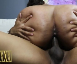 Scorching FAT ASS LATINA..